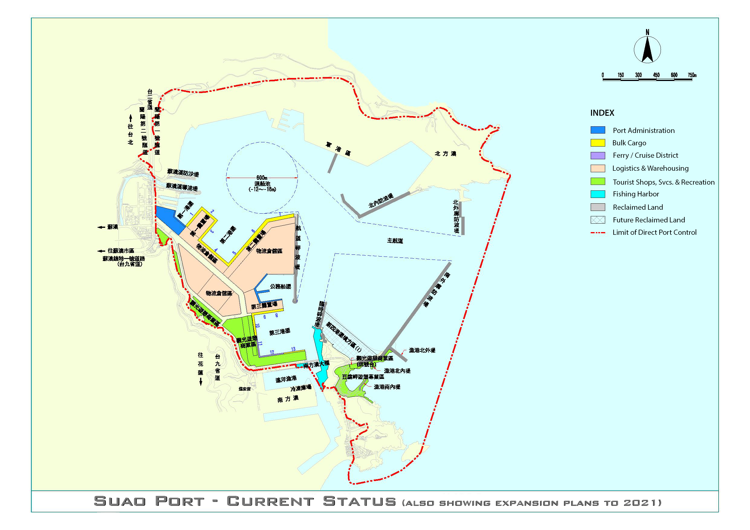 Port of Suao MAP